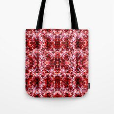 Spring exploit floral pattern Tote Bag