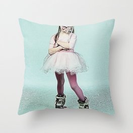 My Untold Fairy-Tales Series (1 0f 3) Throw Pillow