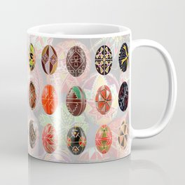 Pysanky Easter Eggs Coffee Mug