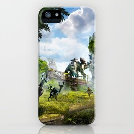 Manchester [Horizon Zero Dawn] iPhone Case