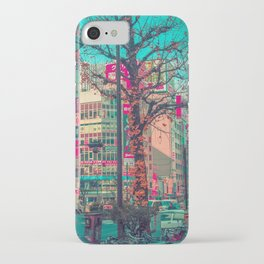 TOKYO CITY TREE iPhone Case