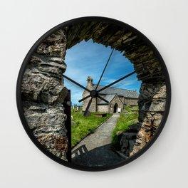 Church of Llanbadrig Wall Clock