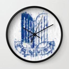 Triumph Logo Wall Clock