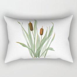 cattails Rectangular Pillow