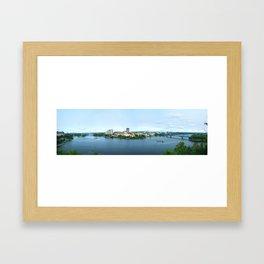 Ottawa 2 Framed Art Print