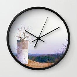 Silo Wall Clock