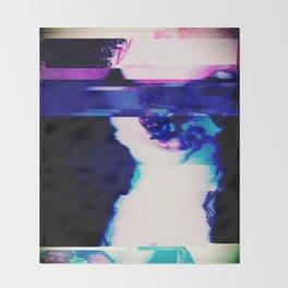 damnation matrix Throw Blanket