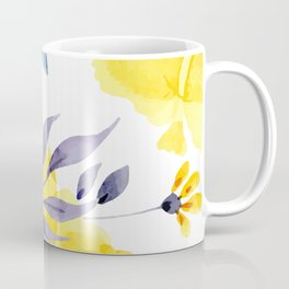 FLOWERS WATERCOLOR 10 Coffee Mug
