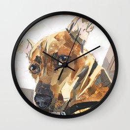 Jonesy Wall Clock