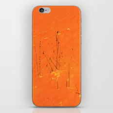 Winter Grasses iPhone Skin