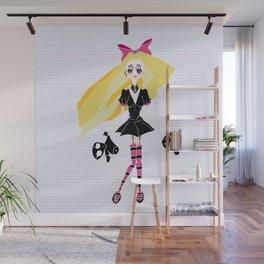 Broken Doll Wall Mural