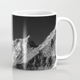 Mt. Epperly Antarctica Coffee Mug
