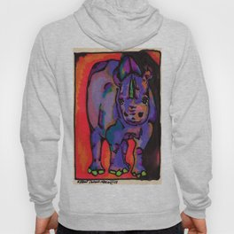 Purple Rhino Hoody