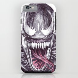 Venom iPhone Case