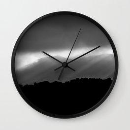 Shine on Through! Wall Clock