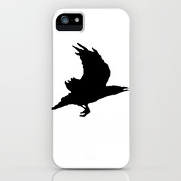 Jonathan Strange and Mr. Norrel Raven King Symbol iPhone Case