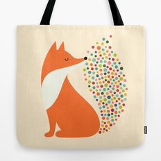 Little Fire Tote Bag