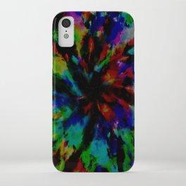Tie-Dye #7 iPhone Case