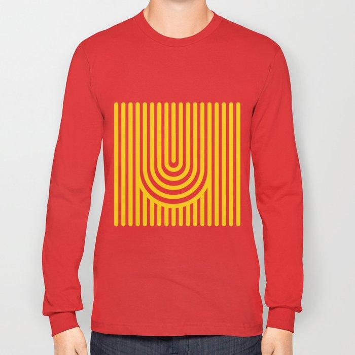 U, Long Sleeve T-shirt