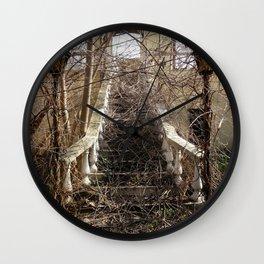 Tanglewood Wall Clock