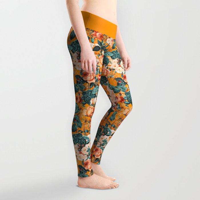 SUMMER GARDEN III Leggings