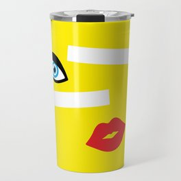 Vivid Beauty Travel Mug