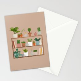 Plant Mama Shelfie Stationery Cards