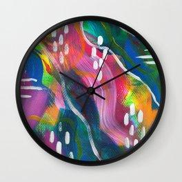 Contagious Wall Clock