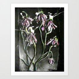 """Flowers III"" Art Print"