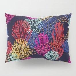 Deep Sea Coral Pillow Sham