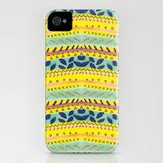Lemon summer Slim Case iPhone (4, 4s)