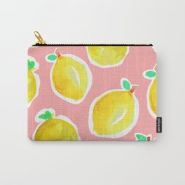Lemon Crush 2 Carry-All Pouch