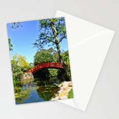 Red Bridge Stationery Cards