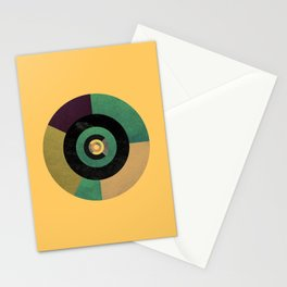 Circle Fibonacci.2 Stationery Cards