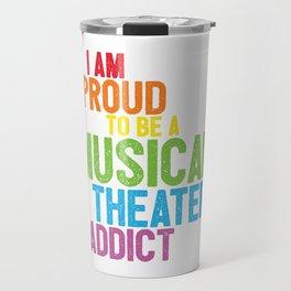 Musical Theater Pride Travel Mug