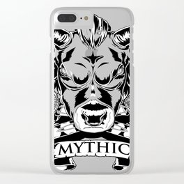 Asterion, a Mythic Monster Clear iPhone Case