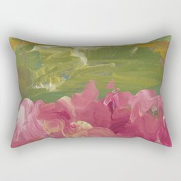 Strawberry Fields Forever Rectangular Pillow