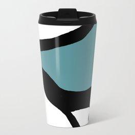 Abstract Painting Design - 1 Travel Mug