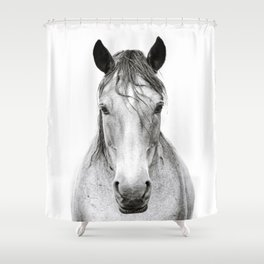 Horse I Shower Curtain