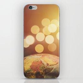 Bokeh World! #2 iPhone Skin