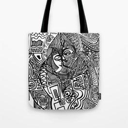 Intimacy Tote Bag
