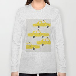 New York Taxicab Long Sleeve T-shirt