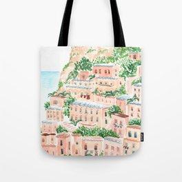 An Italian Shore Tote Bag