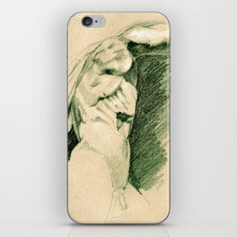 The Galatian Suicide iPhone Skin