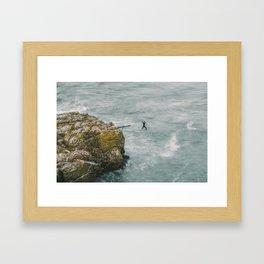 Howth, Ireland, 2017 Framed Art Print