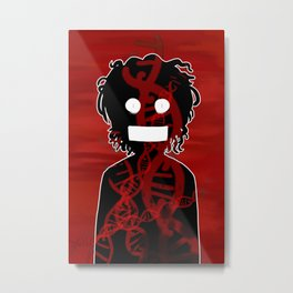 Pharmakembru The Face - Alex Andrews Metal Print