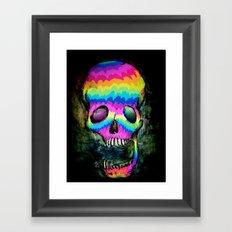 Sweet Tooth Framed Art Print