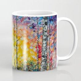 """Morning Breaks"" Coffee Mug"