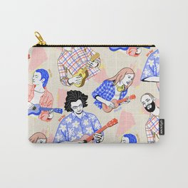 Ukulele People Carry-All Pouch