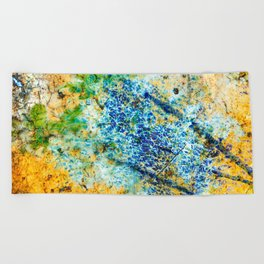 Texture Beach Towel